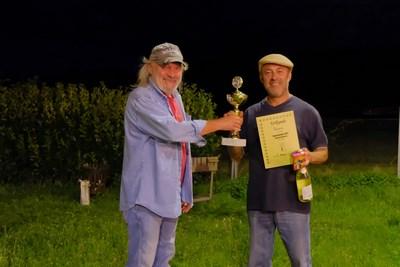 1. Sieger Legerwettbewerb 2017, Maurizio